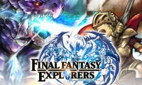 Final Fantasy Explorers será jugable durante la New York Comic Con 2015