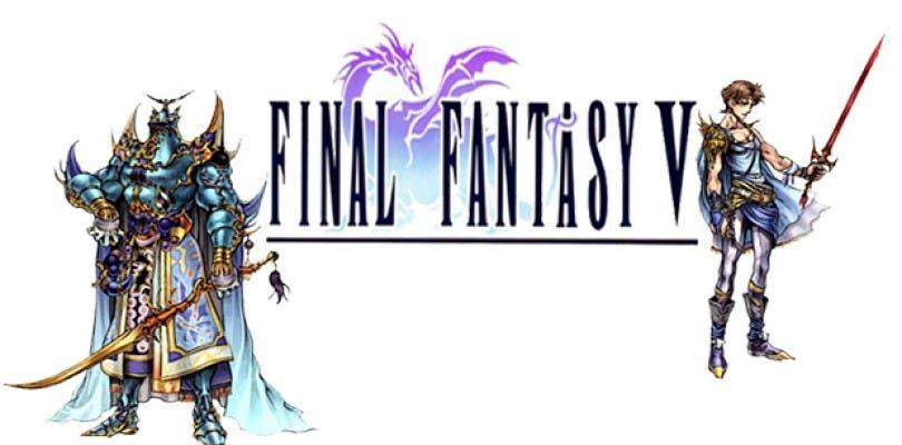Final Fantasy V ya tiene fecha de salida en Steam
