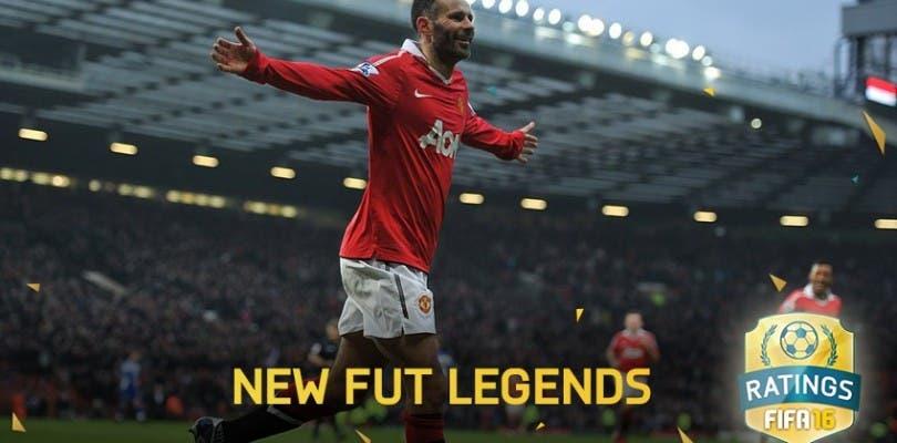 Reveladas las stats de los 10 nuevas leyendas de FIFA 16 Ultimate Team