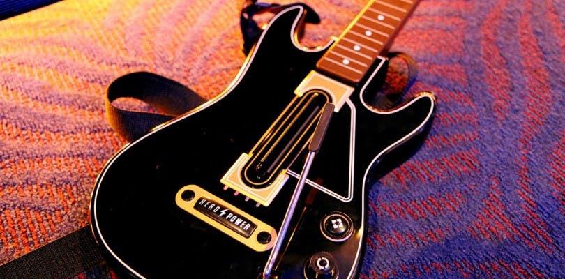 Nuevas canciones confirmadas para Guitar Hero Live