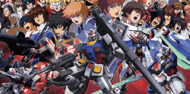 Gundam Extreme Vs. Force anunciado para PlayStation Vita