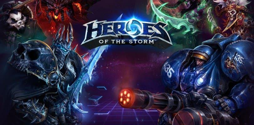 Detalles del campeonato de Heroes of the Storm