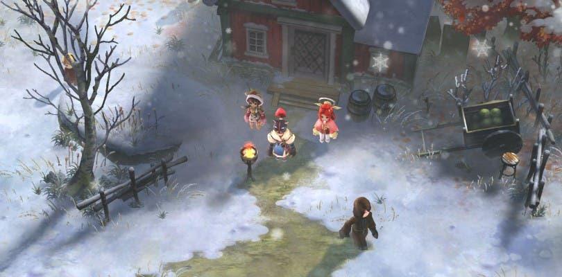 El RPG de Square-Enix, Ikenie to Yuki no Setsuna, ya tiene fecha en Japón
