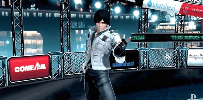 El nuevo tráiler de King of Fighters presenta al «Team japan»