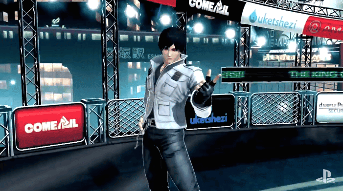 king of fighters ps4