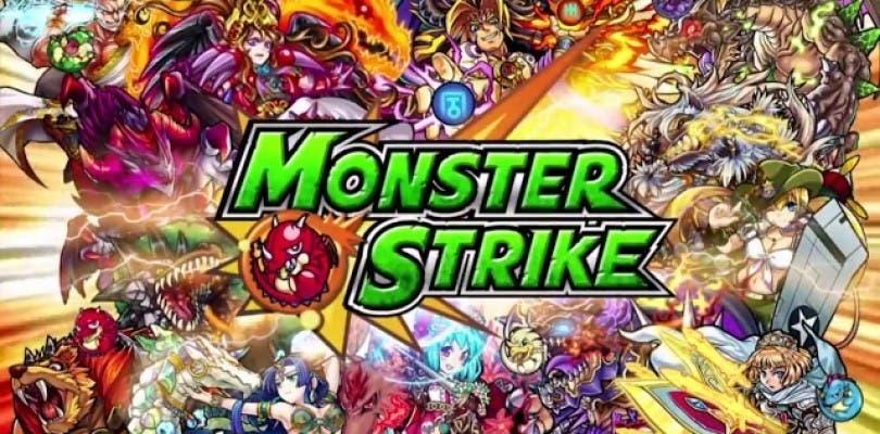 Monster Strike muestra su portada y sus extras por reservarlo