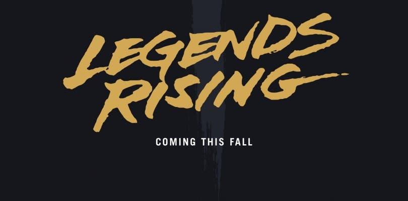 Presentado el tráiler oficial de Legends Rising