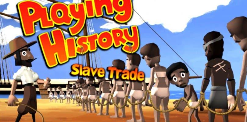 Se retira de Steam una parte de un juego en el que se comercializaba con esclavos