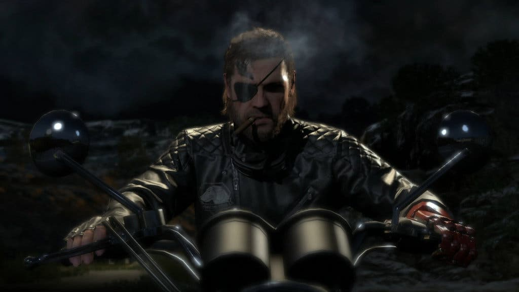 metal gear solid v moto