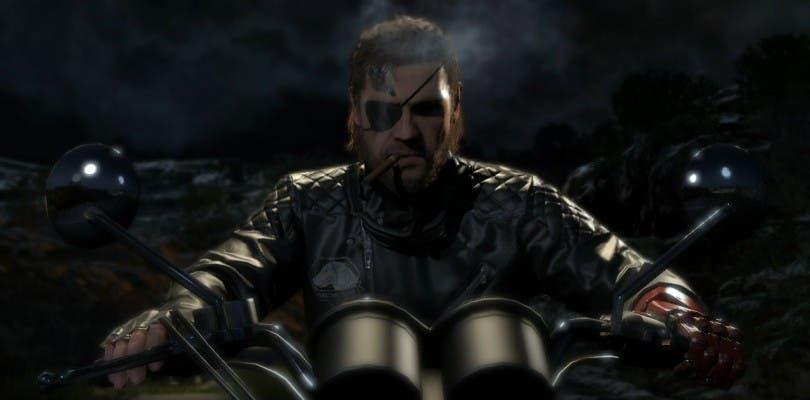 Primeras comparaciones de Metal Gear Solid V: The Phantom Pain en PlayStation 4 y Xbox One