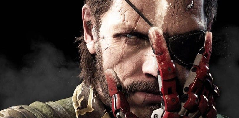 El brazo de Big Boss en Metal Gear Solid V será real en un paciente