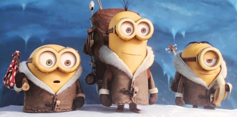 Los Minions son la segunda película de animación con mayor recaudación