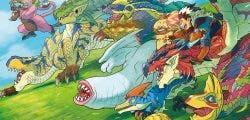 Nuevo video de Monster Hunter Stories mostrando el PvP