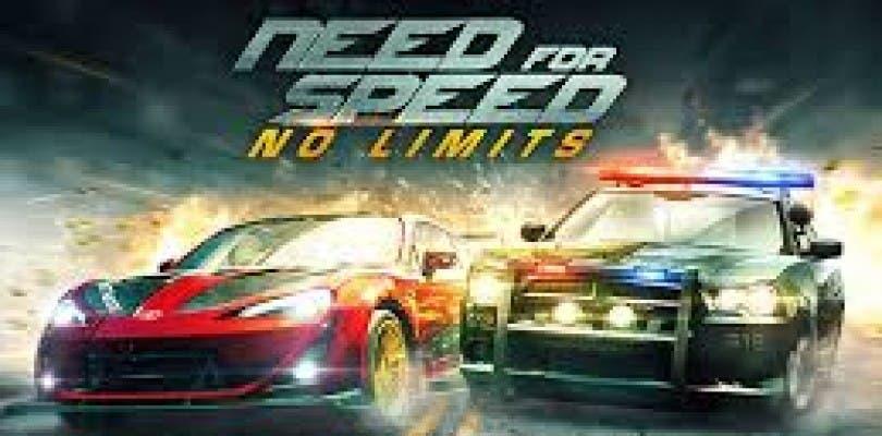 Ya disponible Need for Speed: No Limits para móviles