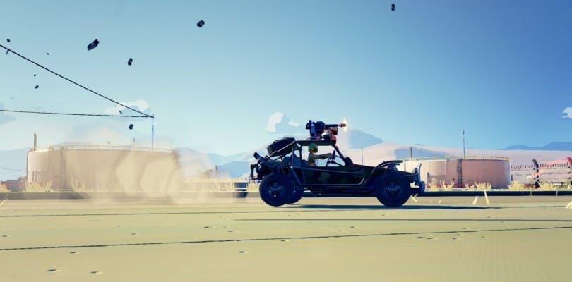 Sony presenta Hardware: Rivals para PlayStation 4