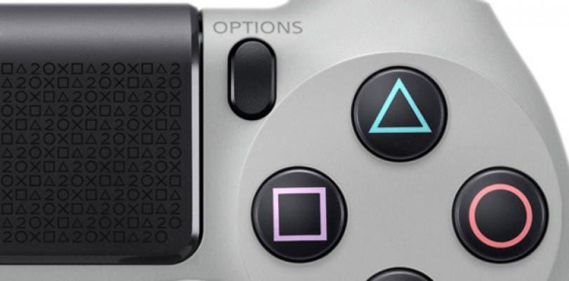 El Dualshock 4 Edición Especial 20 Aniversario ya a la venta