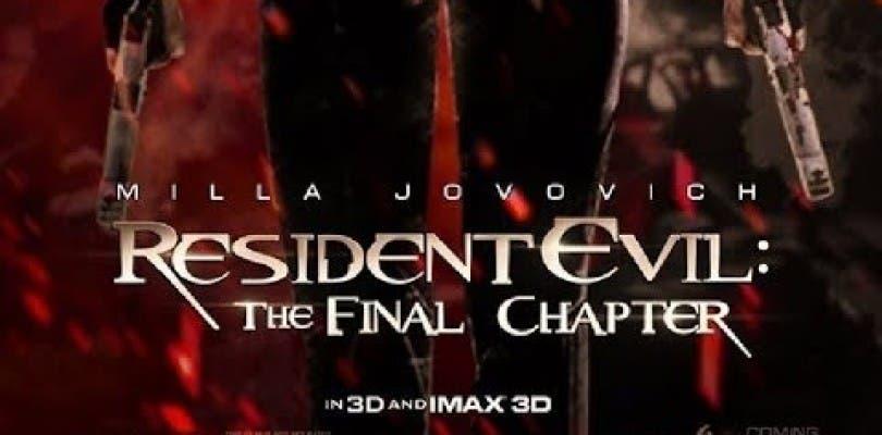La doble de Milla Jovovich sufre heridas graves durante el rodaje de Resident Evil: The Final Chapter