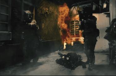 Nuevo tráiler de acción real de Biohazard: Umbrella Corps