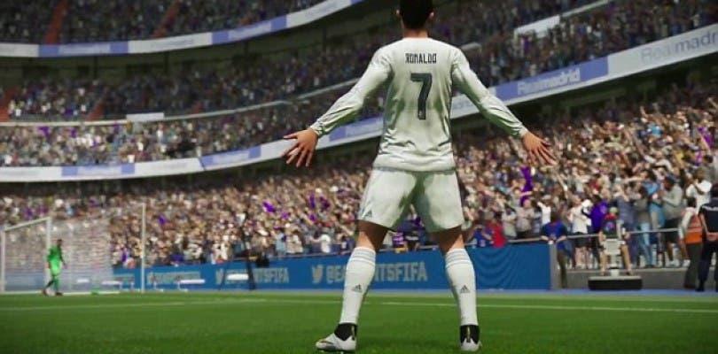 Nuevo vídeo con todas las celebraciones de FIFA 16
