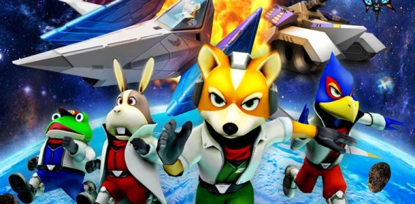 Star Fox Zero se marcha a 2016