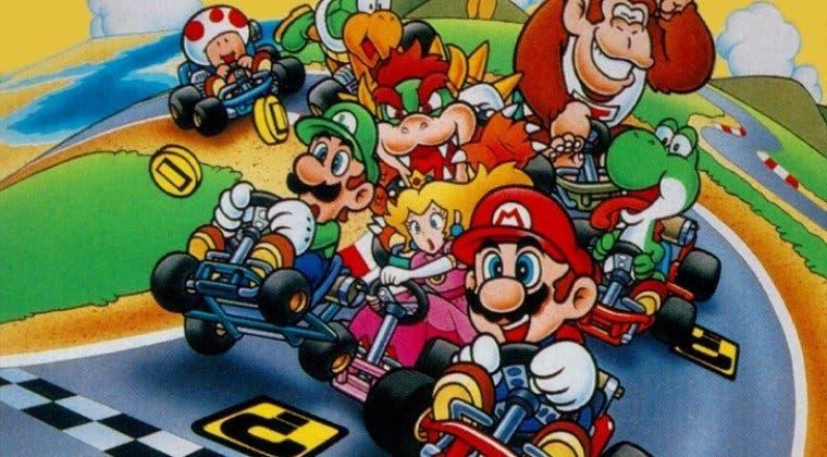 Imagen de Mortal Kombat y Super Mario Kart se unen al Salón de la Fama de los Videojuegos