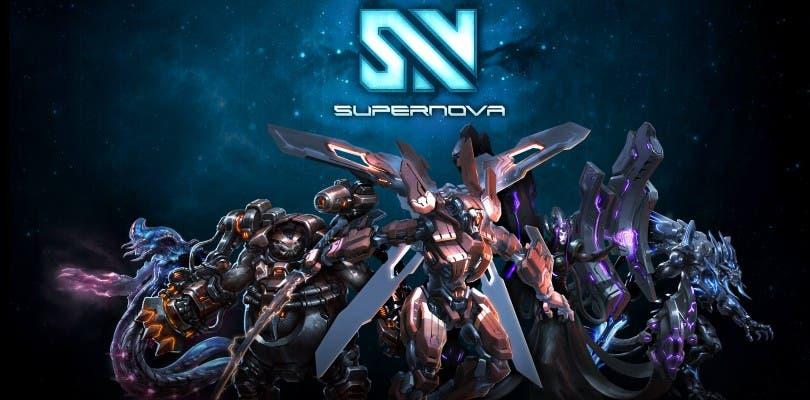 Bandai Namco presenta Supernova en vídeo