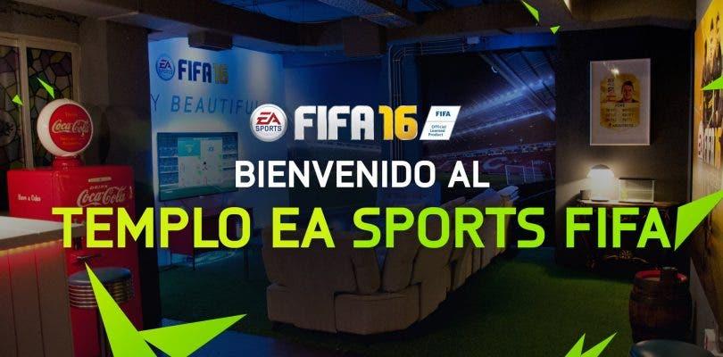 Se inaugura el Templo EA SPORTS FIFA
