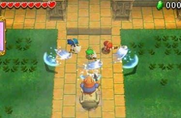 The Legend of Zelda: Tri Force Heroes se anuncia de esta manera en Japón