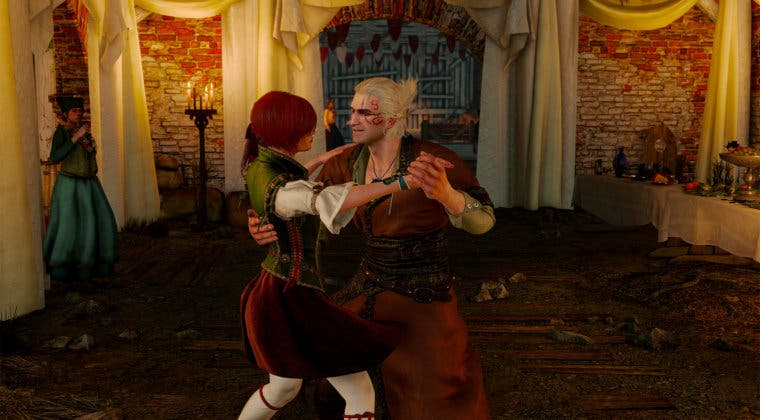 Imagen de The Witcher 3 bate su récord de jugadores simultáneos en Steam
