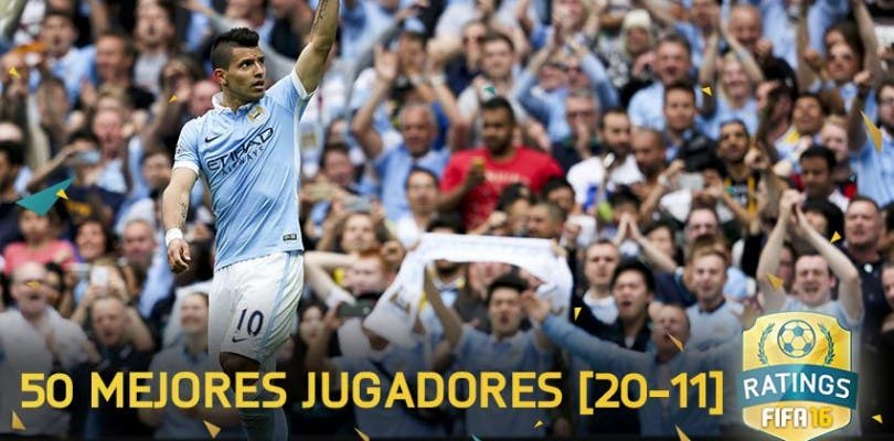 TOP 50 jugadores en Ultimate Team 16 (20-11)
