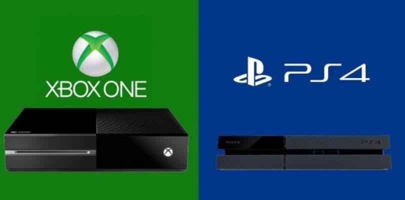 Xbox One vende más que PlayStation 4 en octubre en EEUU