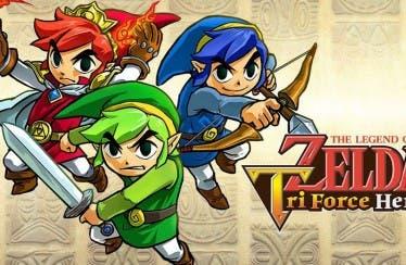 La formación Tótem se muestra en el nuevo tráiler de The Legend of Zelda: Tri Force Heroes