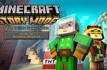 Ya disponible el segundo episodio de Minecraft: Story Mode