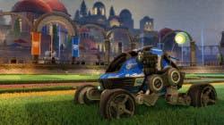 El DLC de Rocket League estará disponible el 13 de octubre