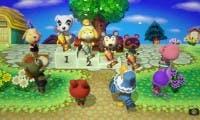 Nuevo tráiler de Animal Crossing: Amiibo Festival presentando el tablero del juego