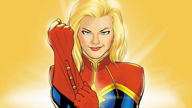 Areajugones Capitana Marvel