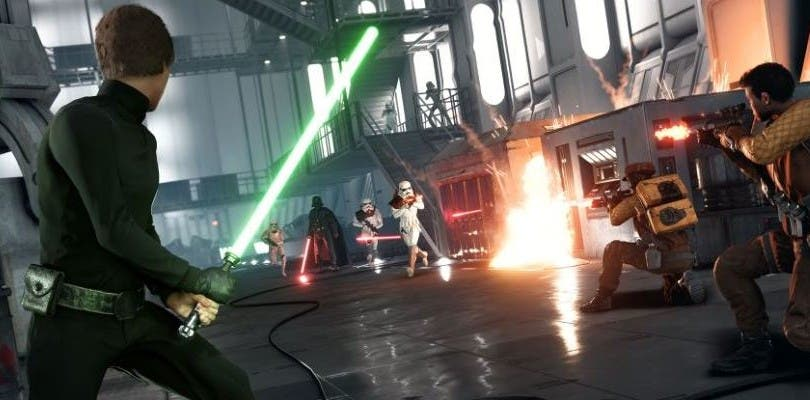 Video de 10 minutos con todas las escenas gameplay de Star Wars Battlefront