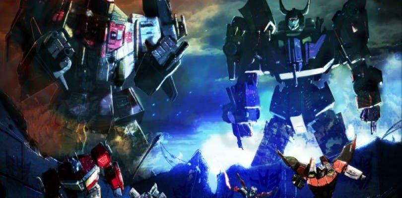 Hasbro anuncia la trilogia de juegos Transformers Prime Wars