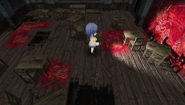 Corpse Party Blood Dive PS Vita Analisis Review 2