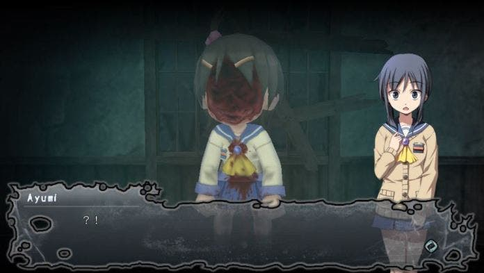 Corpse Party Blood Dive PS Vita Analisis Review 3