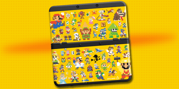Cubierta New Nintendo 3DS