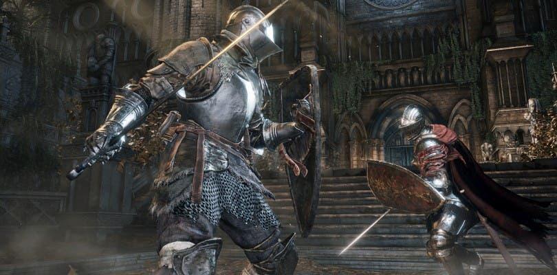 Un jugador culmina Dark Souls III utilizando bananas