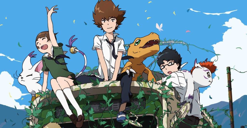 Digimon Tri Adventures