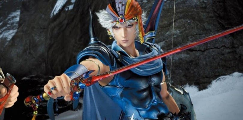 Detalles de los siete primeros personajes de Dissidia Final Fantasy