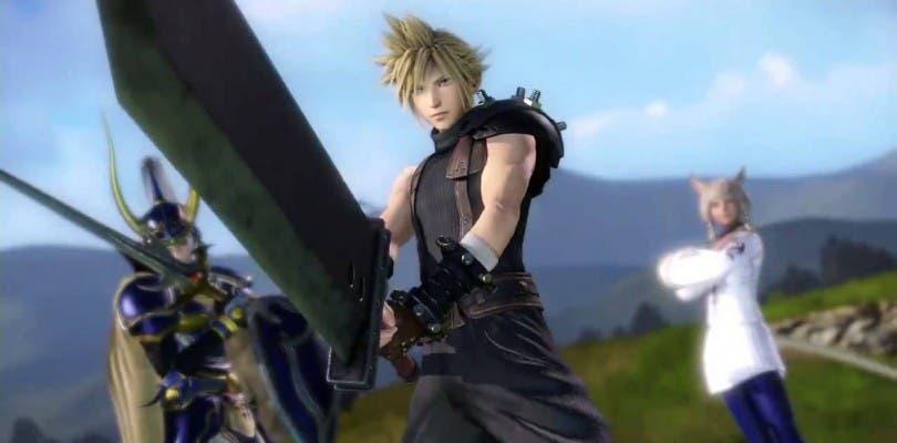 Dissidia Final Fantasy incorporará a los villanos del Caos paulatinamente