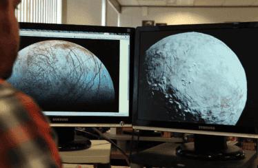 Así se crearon los planetas en Elite Dangerous: Horizons