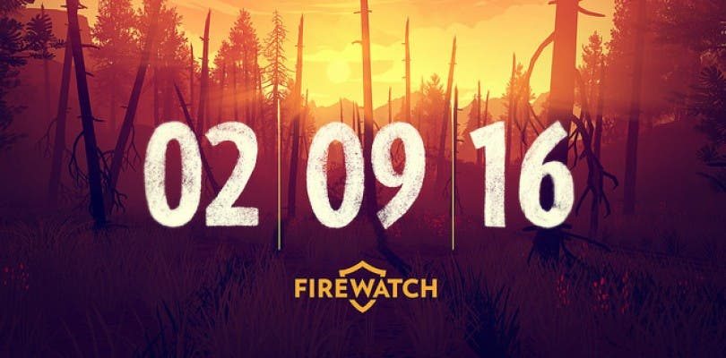 Firewatch llegará en febrero a PlayStation 4 y PC