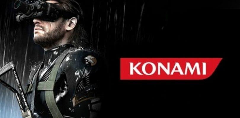 Konami presenta su propuesta para la Tokyo Game Show 2016