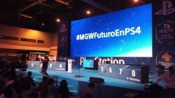 Las conferencias de Sony en la Madrid Games Week