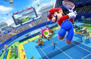 Gameplays de Mario Tennis: Ultra Smash